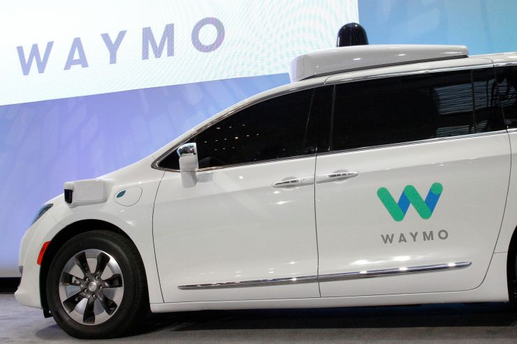Waymo just signed a deal to make self-driving cars for use in France and Japan