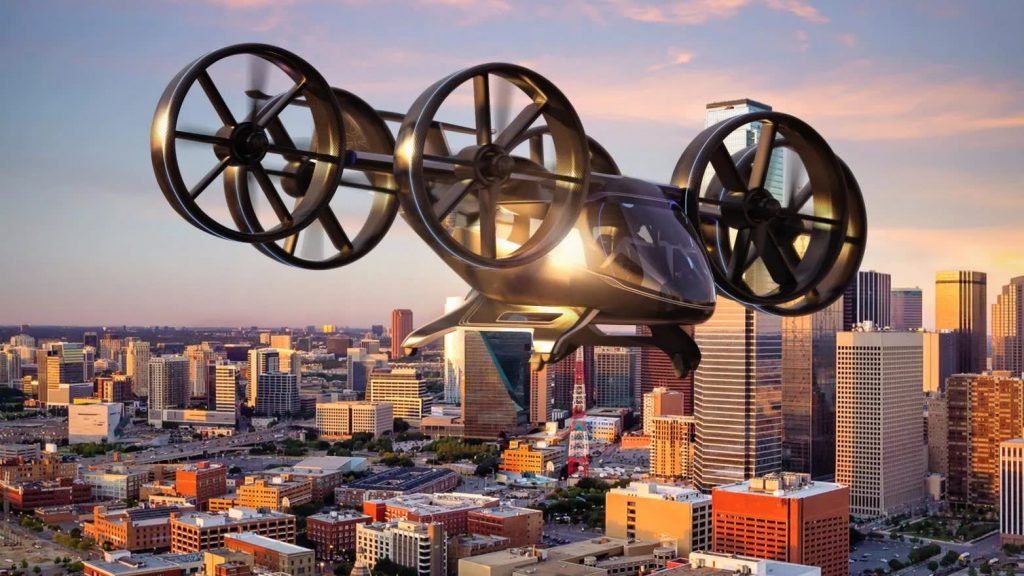 Flying cars get a lift from Denso and Honeywell