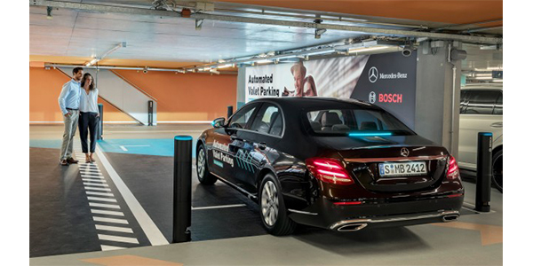 Bosch, Daimler Obtain Approval For Driverless Parking Without Human Supervision