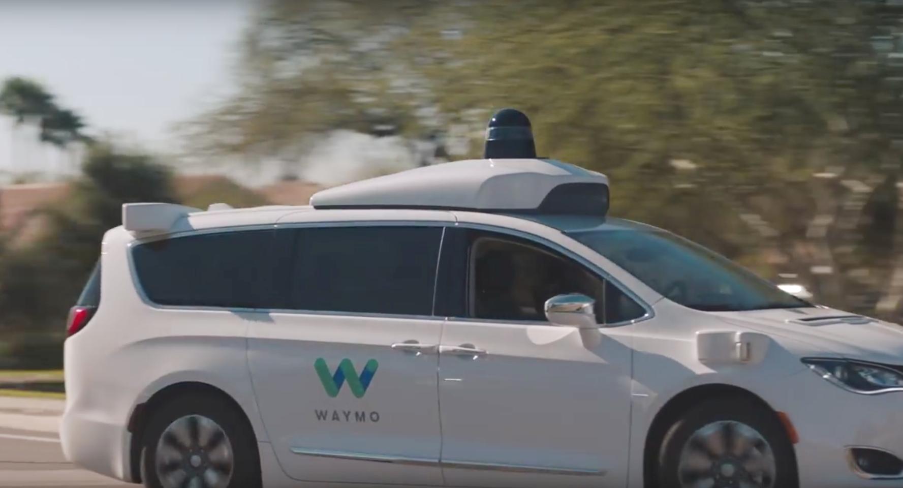 Waymo open-sources data set for autonomous vehicle multimodal sensors