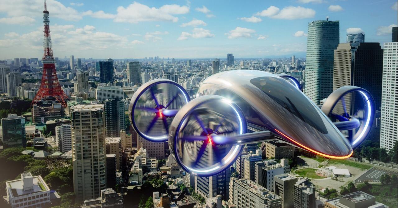 夢の「空飛ぶクルマ」の販売会社、日本で誕生!エアモビリティ社、英VRCOの販売権取得