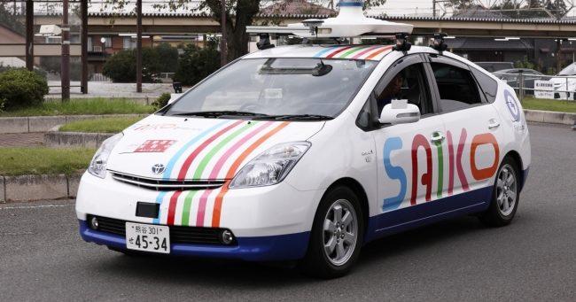 埼玉工業大、来年解禁の「自動運転レベル3」で体験試乗会実施
