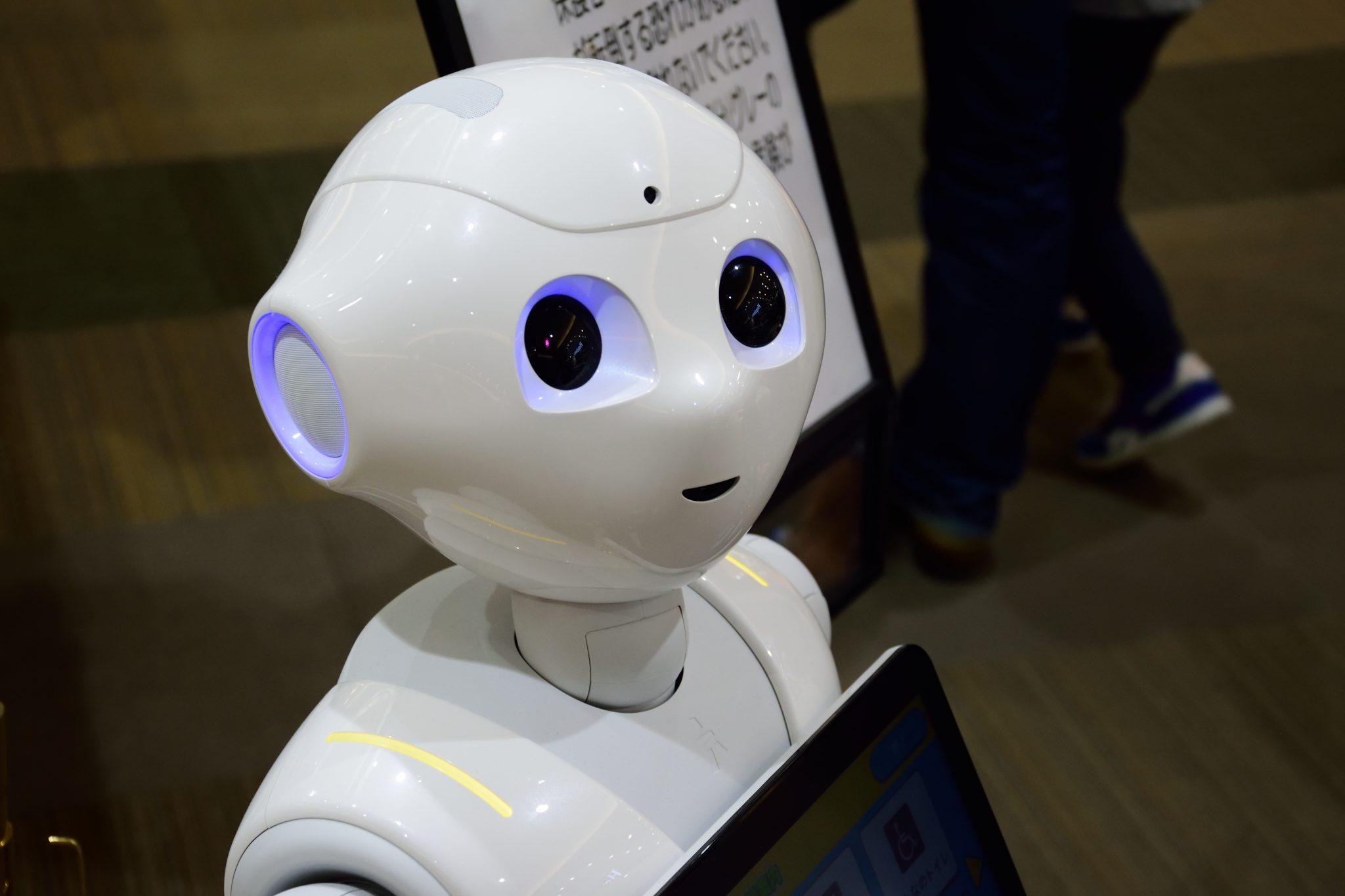 Japan's robot designers ramping up autonomous delivery tech