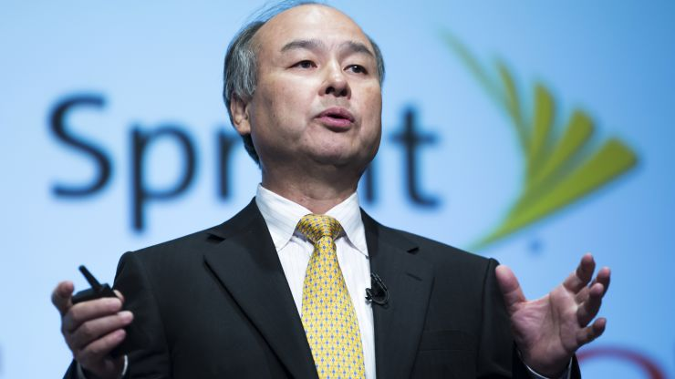 SoftBank is turning to its Sprint leaders to bail out WeWork—they'll need to do better this time