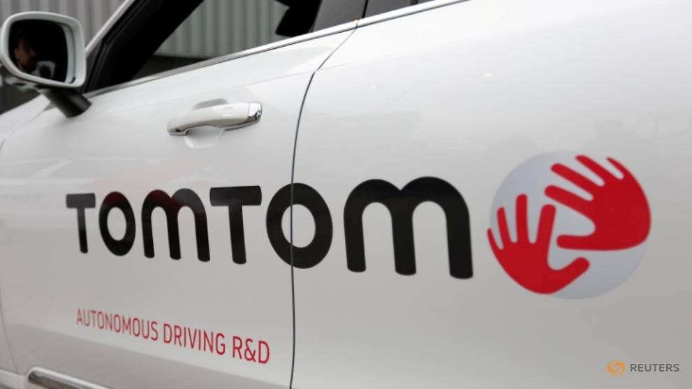 TomTom closes deal with Huawei for use of maps and services – spokesman