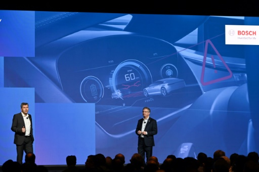 Auto sector tech innovations speed ahead at CES