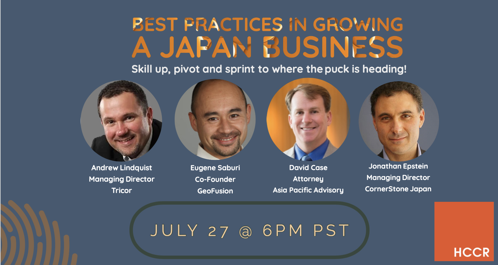 Social Dignity Webcast Episode 1: Best Practices In Growing A Japan Business (Recording)