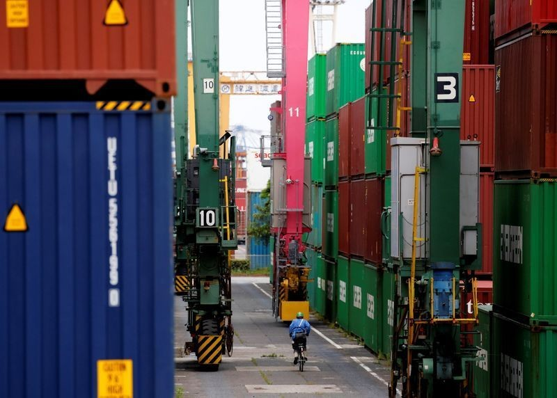 Japan's October exports almost back to pre-pandemic levels