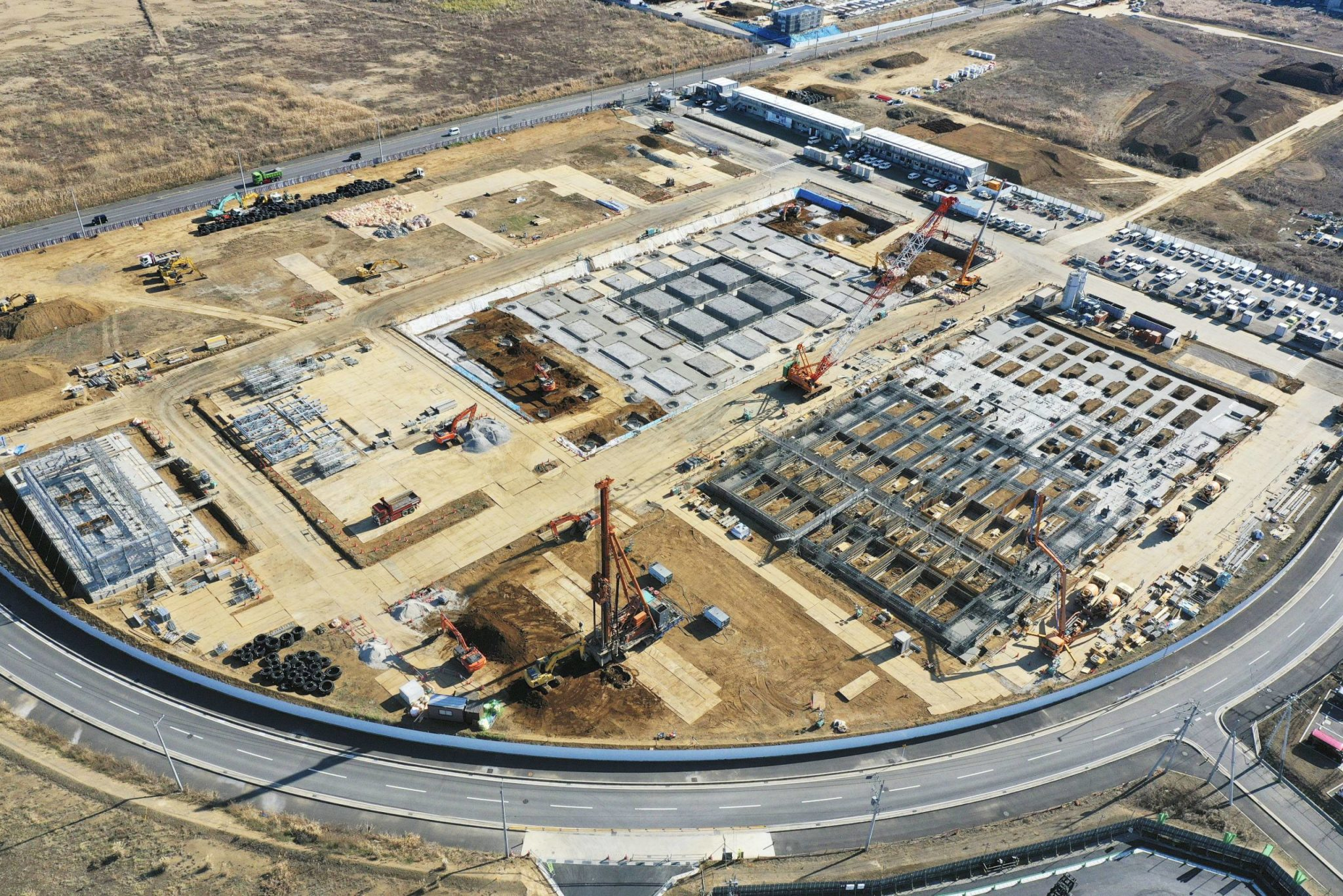 Massive project near Tokyo heralds rise of hyperscale data centers