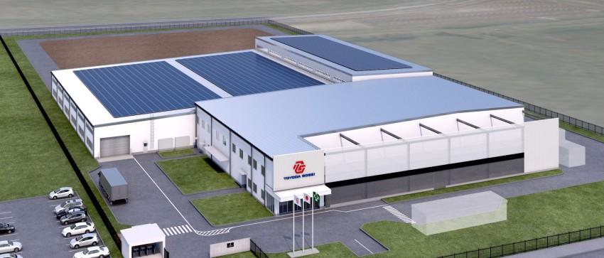 Toyoda Gosei to establish new plant in Miyagi